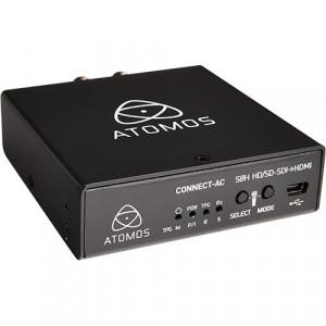 Преобразователь сигналов Atomos Connect-AC S2H с сетевым кабелем
