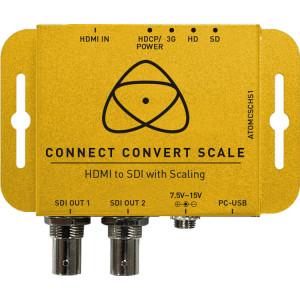 Преобразователь сигналов HDMI в SDI Atomos Connect Convert Scale