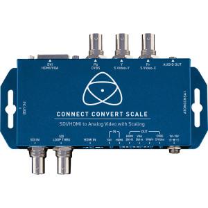 Преобразователь SDI/HDMI сигналов в аналоговый Atomos Connect Convert Scale