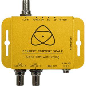Преобразователь сигнала SDI в HDMI Atomos Connect Convert Scale