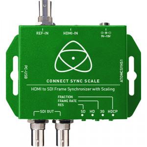 Преобразователь сигналов HDMI в SDI Atomos Connect Sync Scale