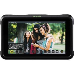 """Монитор Atomos Shinobi SDI 5"""" 3G-SDI & 4K HDMI Pro"""