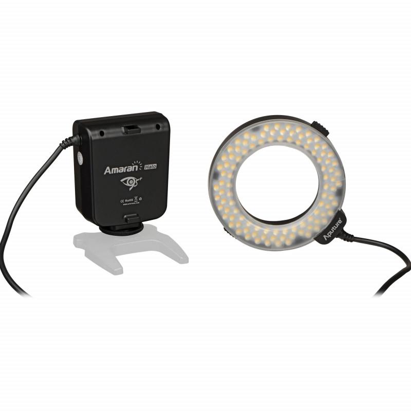 Макро вспышка Aputure AHL-HC100 для Canon