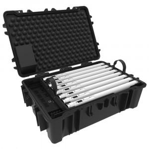 Комплект LED трубок Astera Set of 8 HeliosTubes с зарядным чехлом