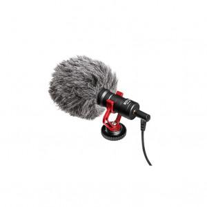 Кардиодный направленный микрофон BOYA BY-ММ1