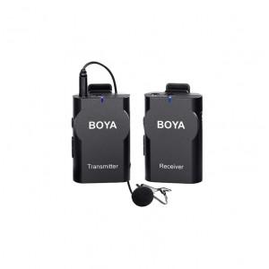 Беспроводной петличный радио микрофон BOYA BY-WM4