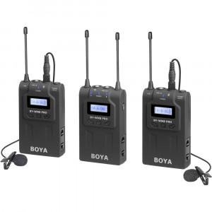 Беспроводная микрофонная система BOYA BY-WM8 PRO-K2