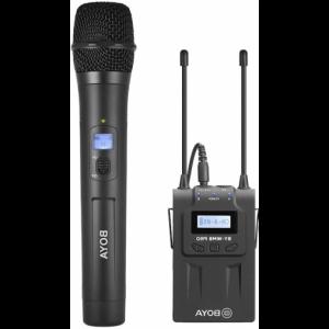 Беспроводная микрофонная система BOYA BY-WM8 PRO-K3