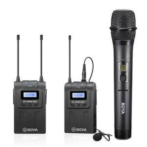 Беспроводная микрофонная система BOYA BY-WM8 PRO-K4