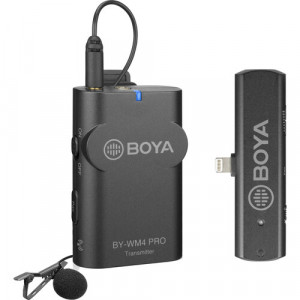 Беспроводной микрофон Boya BY-WM4 PRO-K3