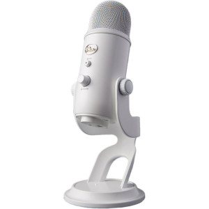 Микрофон Blue Yeti USB Microphone (Whiteout)