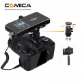 Микрофон COMICA CVM-WS60 COMBO UHF 1-Trigger-2 Flexible Mini Wireless Microphone(Universal for Camera&Smartphone)