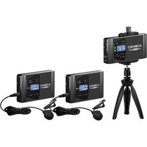 Беспроводная радиосистема COMICA CVM-WS60 COMBO (Universal for Camera&Smartphone)