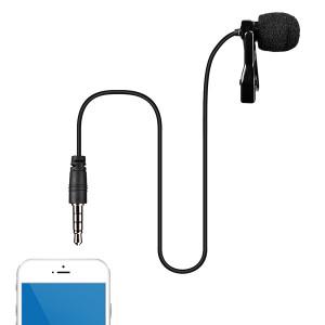 Петличный микрофон COMICA Lavalier Microphone for Smartphone