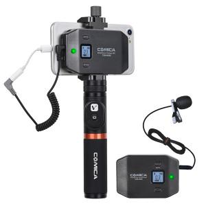 Петличная радиосистема COMICA CVM-WS50A для смартфонов