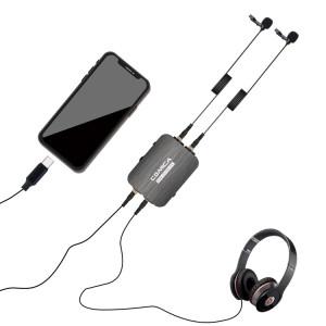Звуковая карта COMICA DUAL.LAV-D03 STC Dual-head Detachable