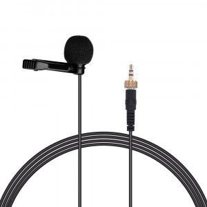 Петличный микрофон COMICA 3.5mm Microphone Input Cable