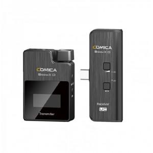 Беспроводная микрофонная система COMICA BoomX-D UC1