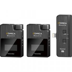 Беспроводная микрофонная система COMICA BoomX-D MI2