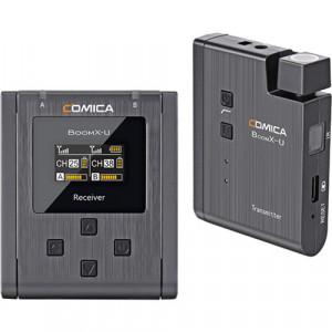 Беспроводная микрофонная система COMICA BoomX-U U1