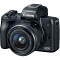 Canon EOS M50 Kit 15-45 IS STM Black