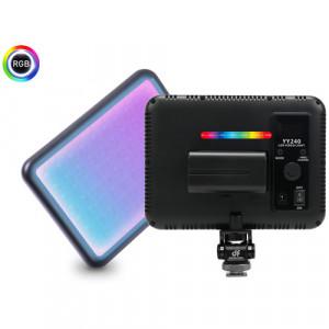 LED осветитель DigitalFoto Solution Limited 240 RGB LED Panel Video Light