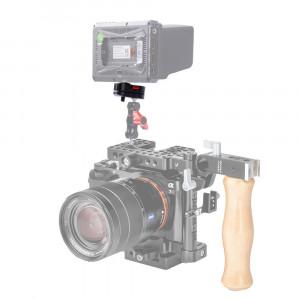 Быстросъемное крепление DigitalFoto MQR01 для мониторов, микрофонов и света