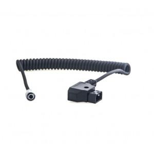 Кабель DigitalFoto BMPCC01 D-TAP для BMPCC 4K/6K/6K PRO (Spring cable)