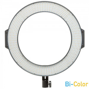 Кольцевой свет F&V R720S Lumic Bi-Color LED Ring Light