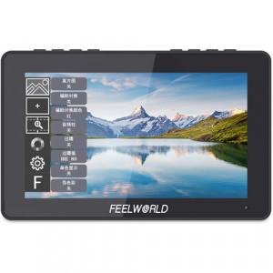 """FeelWorld F5 Pro сенсорный накамерный монитор 5.5""""-дюймовый"""
