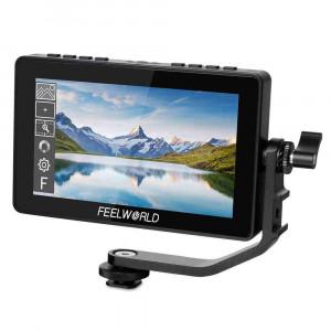 "FeelWorld F5 PRO V2 сенсорный накамерный монитор 5.5""-дюймовый"