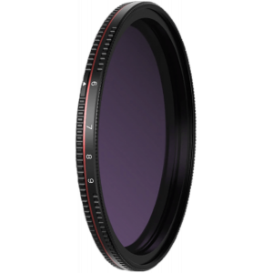Переменный ND фильтр Freewell 62mm ND 6-9 стопов