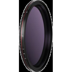 Переменный ND фильтр Freewell 86mm ND 2-5 стопов