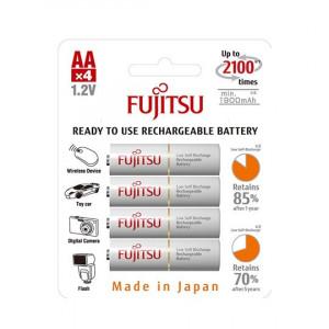 Аккумуляторы Fujitsu AA 2000 mAh
