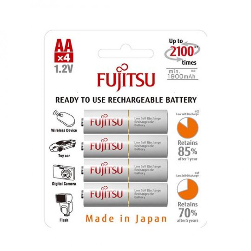 Аккумулятор Fujitsu AA 2000 mAh