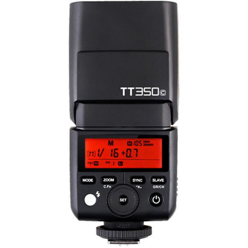 Вспышка Godox TT350C для Canon