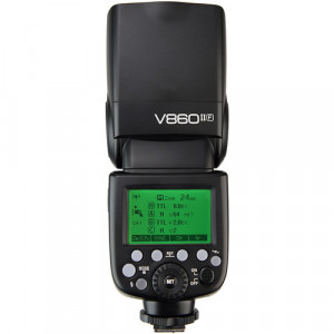 Вспышка Godox V860II-F для Fujifilm (набор)