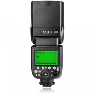 Вспышка Godox V860II-N для Nikon (набор)