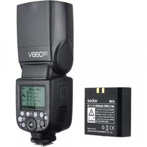 Вспышка Godox V860II-O для Olympus и Panasonic (набор)