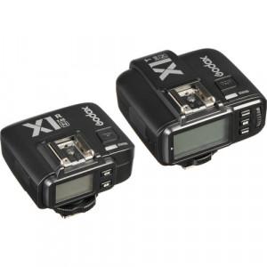 Радиосинхронизатор Godox X1N TTL Nikon