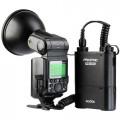 Вспышка для Nikon Godox AD360II-N WISTRO TTL
