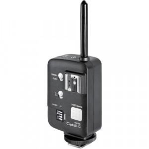 Радиосинхронизатор Godox Cells II-С Transceiver для Canon