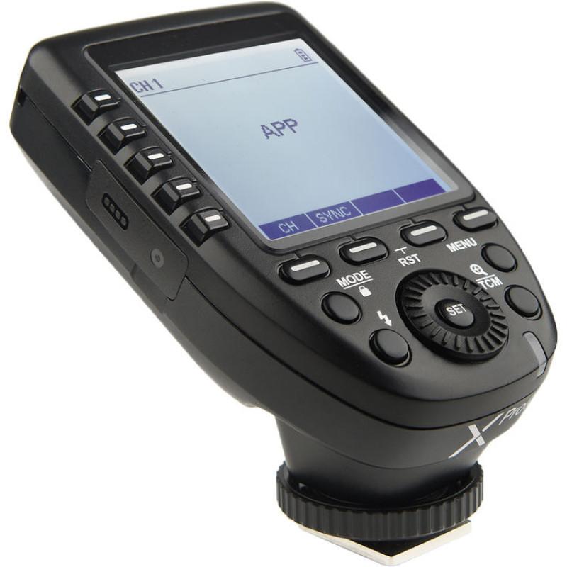 Радиосинхронизатор Godox XPro трансмиттер для Fujifilm