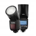 Вспышка Godox V1-C TTL Li-ion для  Canon