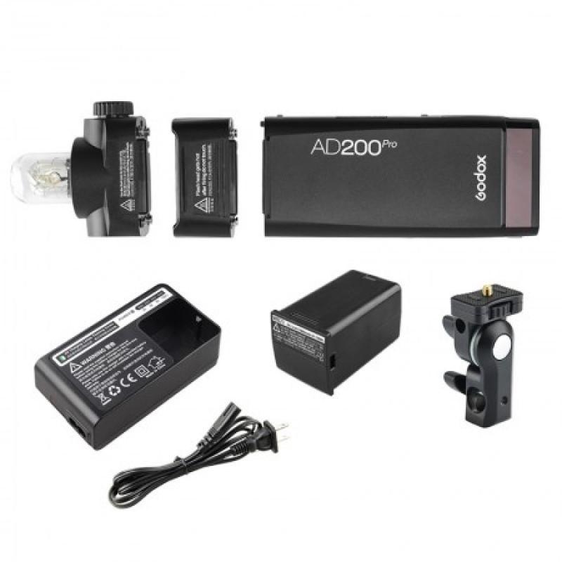 Компактная вспышка Godox AD200PRO (Pocket Flash Kit)