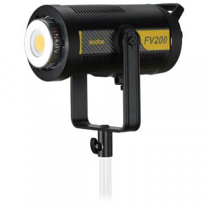 Студийный LED-свет и вспышка Godox FV200