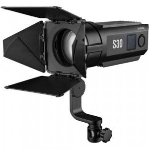 LED свет Godox S30 LED Focusing LED Light