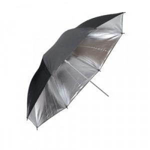 Студийный зонт Godox серебристый 110 см