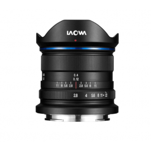 Venus Laowa 9mm f/2.8 Zero-D Ultra Wide-Angle Prime Lens for Canon EF-M