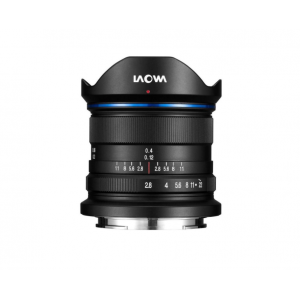 Venus Laowa 9mm f/2.8 Zero-D Ultra Wide-Angle Prime Lens for Fujifilm X